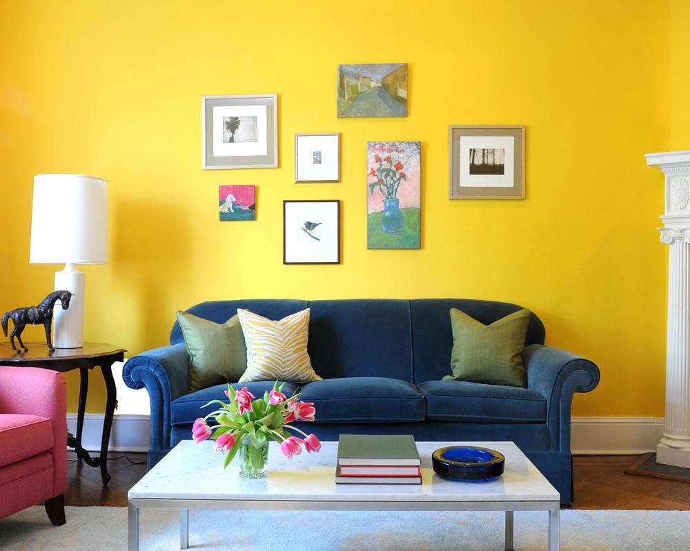 f4b0c3089 Parede amarela  veja dicas para decorar espaços usando essa cor vibrante